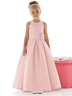 b41c10594cf Dessy Flower Girl Dress FL4022 - http   BridalResources.com go