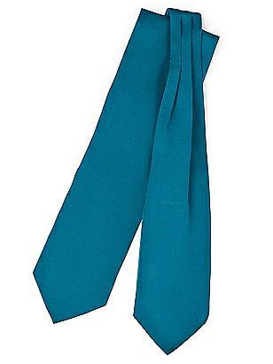 Custom Cravats in Peau de Soie