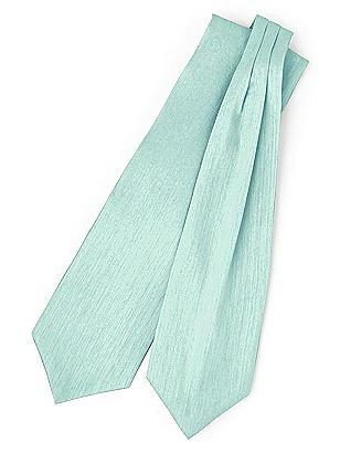 Custom Cravats in Dupioni