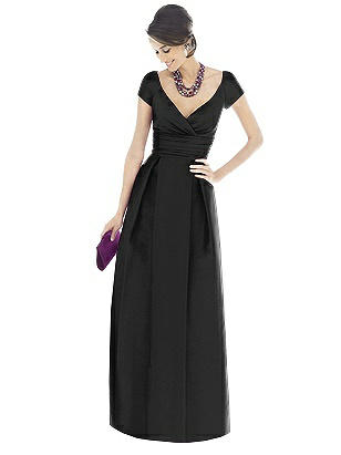 Special Order Alfred Sung Bridesmaid Dress D503