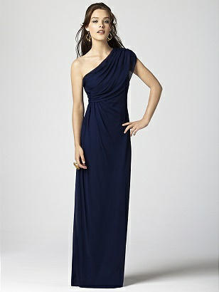 Dessy Bridesmaid Dress 2858 - http://BridalResources.com/go/dessy-2858