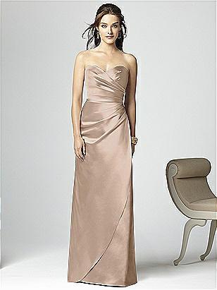 Dessy Bridesmaid Dress 2851 - http://BridalResources.com/go/dessy-2851