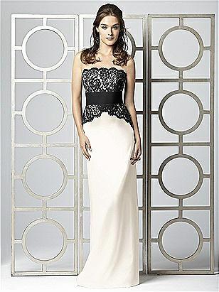 Dessy Bridesmaid Dress 2849 - http://BridalResources.com/go/dessy-2849