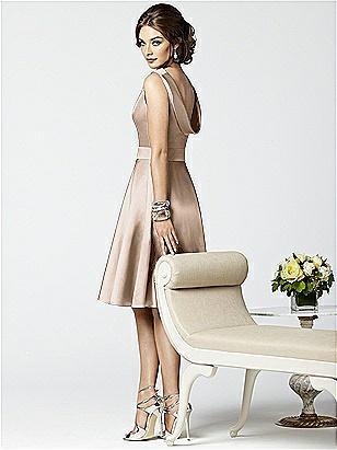 Dessy Bridesmaid Dress 2852 - http://BridalResources.com/go/dessy-2852