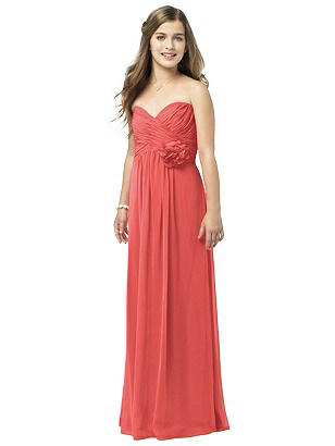 Special Order Dessy Collection Junior Bridesmaid JR508