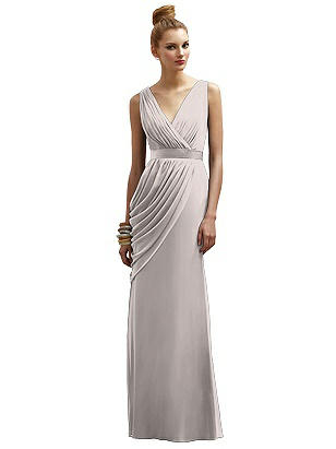 1940s Style Wedding Dresses and Accessories Lela Rose Bridesmaids Style LR174 $294.00 AT vintagedancer.com