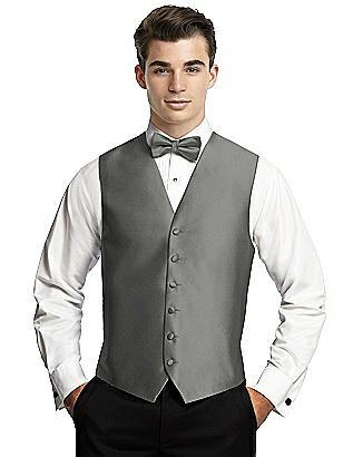 Yarn Dyed 6 Button Men's Vest