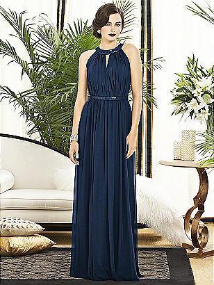 Dessy Bridesmaid Dress 2887 - http://BridalResources.com/go/dessy-2887