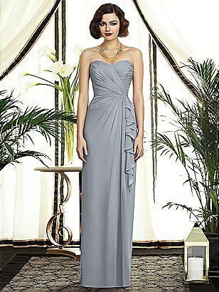 Dessy Bridesmaid Dress 2895 - http://BridalResources.com/go/dessy-2895