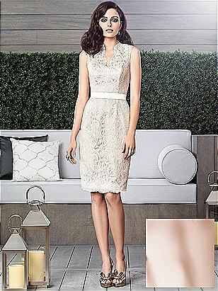 Dessy Bridesmaid Dress 2912 - http://BridalResources.com/go/dessy-2912