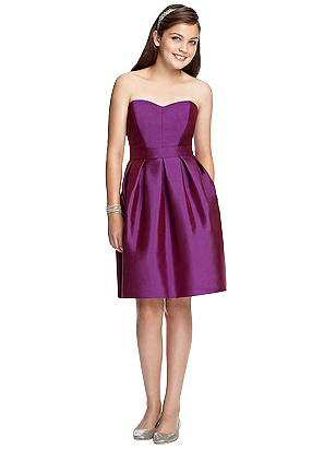 Special Order Junior Bridesmaid Dress JR522