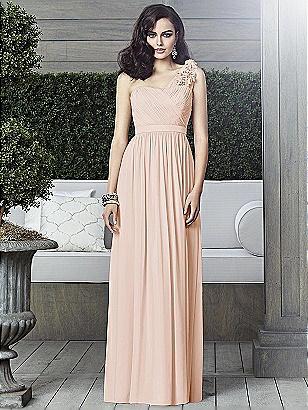 Dessy Bridesmaid Dress 2909 - http://BridalResources.com/go/dessy-2909