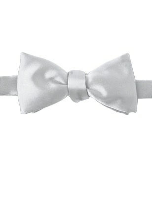 Edwardian Men's Formal Wear Matte Satin Bow Ties $18.00 AT vintagedancer.com