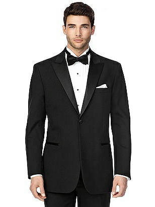 Peak Collar Tuxedo Jacket - The Edward