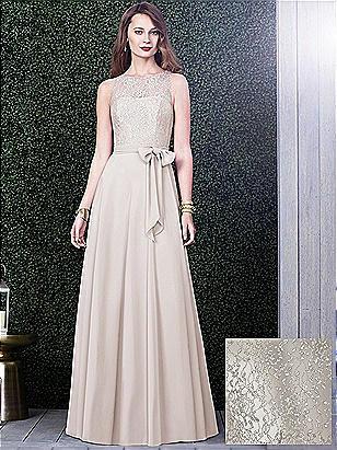 Dessy Bridesmaid Dress 2924 - http://BridalResources.com/go/dessy-2924
