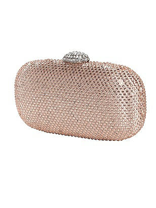 Vintage Inspired Wedding Accessories Eva Jeweled Minaudiere $38.00 AT vintagedancer.com