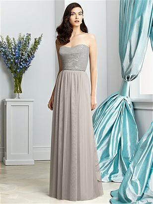 Dessy Bridesmaid Dress 2925 - http://BridalResources.com/go/dessy-2925
