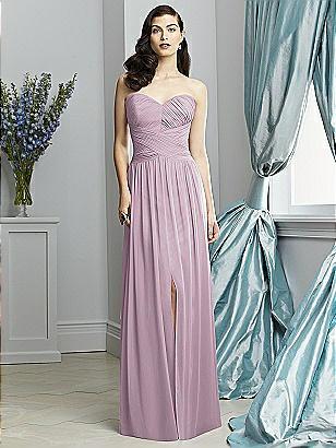 Dessy Bridesmaid Dress 2931 - http://BridalResources.com/go/dessy-2931