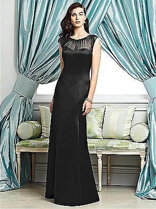 Dessy Bridesmaid Dress 2933 - http://BridalResources.com/go/dessy-2933