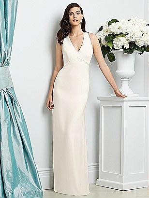 Dessy Bridesmaid Dress 2938 - http://BridalResources.com/go/dessy-2938
