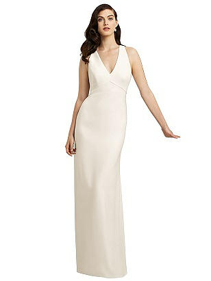 1930s Style Evening Dresses Special Order Dessy Collection Style 2938 $246.00 AT vintagedancer.com