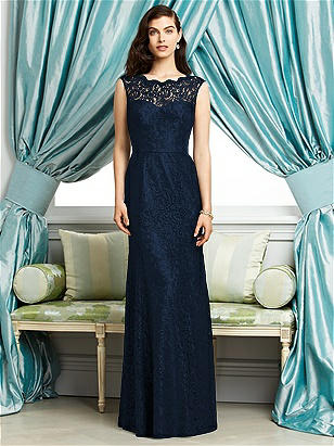 Dessy Bridesmaid Dress 2940 - http://BridalResources.com/go/dessy-2940