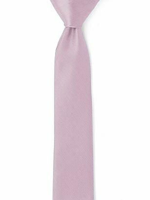 Men's Classic Yarn-Dyed Narrow Necktie