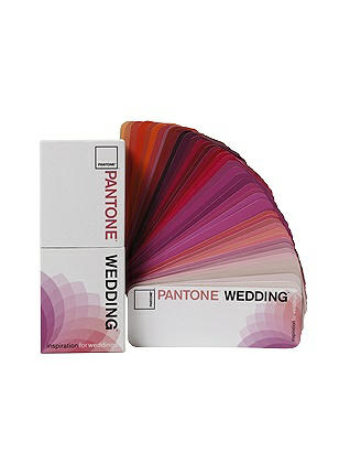 "PANTONE WEDDINGâ""¢ 2016 Guides"