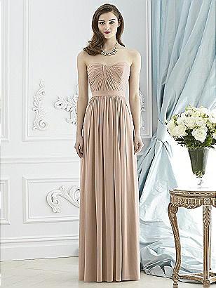 Dessy Bridesmaid Dress 2943 - http://BridalResources.com/go/dessy-2943