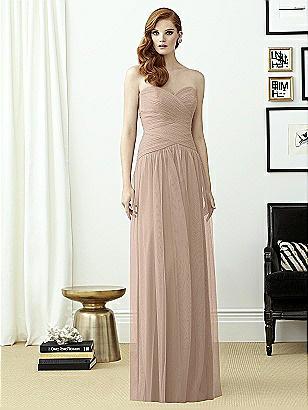 Dessy Bridesmaid Dress 2950 - http://BridalResources.com/go/dessy-2950
