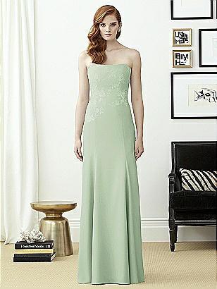 Dessy Bridesmaid Dress 2965 - http://BridalResources.com/go/dessy-2965