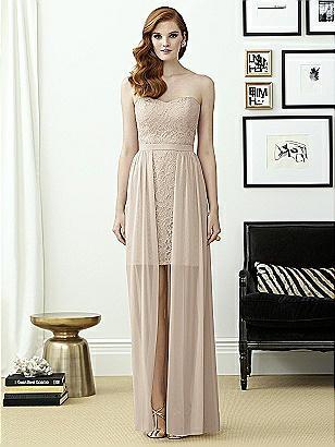 Dessy Bridesmaid Dress 2954 - http://BridalResources.com/go/dessy-2954