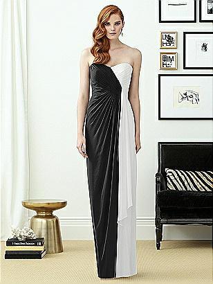 Dessy Bridesmaid Dress 2956 - http://BridalResources.com/go/dessy-2956