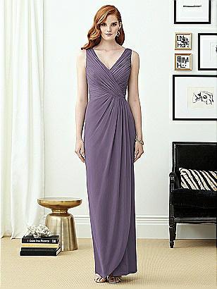Dessy Bridesmaid Dress 2958 - http://BridalResources.com/go/dessy-2958