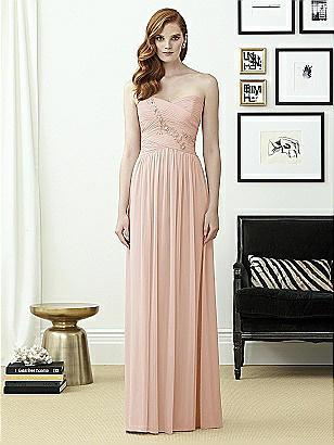 Dessy Bridesmaid Dress 2961 - http://BridalResources.com/go/dessy-2961