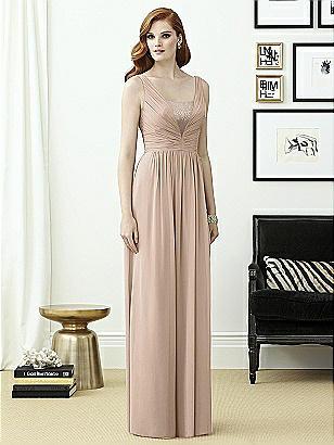 Dessy Bridesmaid Dress 2962 - http://BridalResources.com/go/dessy-2962
