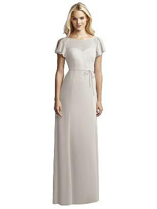 Edwardian Style Wedding Dresses Special Order JY Jenny Yoo Bridesmaid Style JY518 $224.00 AT vintagedancer.com