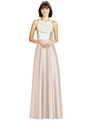 Special Order Dessy Collection Bridesmaid Skirt S2976