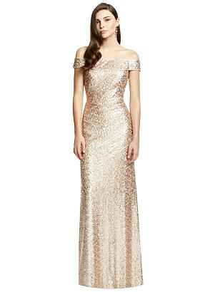 1930s Style Evening Dresses Special Order Dessy Bridesmaid Style 3002 $278.00 AT vintagedancer.com
