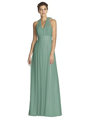 1940s Style Wedding Dresses and Accessories After Six Bridesmaid style 6868 $230.00 AT vintagedancer.com