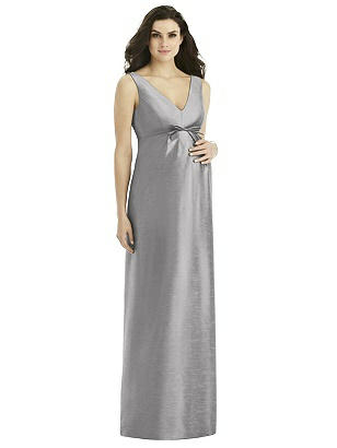 Special Order Alfred Sung Maternity Bridesmaid Dress Style M437