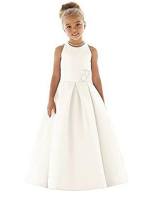 Vintage Inspired Wedding Accessories Special Order Flower Girl Dress FL4059  AT vintagedancer.com
