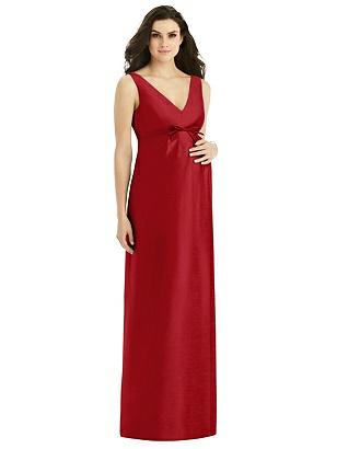 Special Order Alfred Sung Maternity Bridesmaid Dress Style M439
