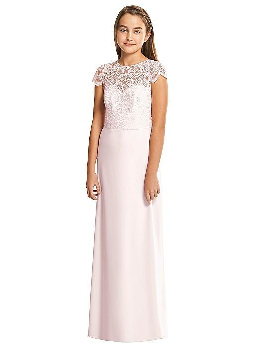 Formal Junior Bridesmaid Dress