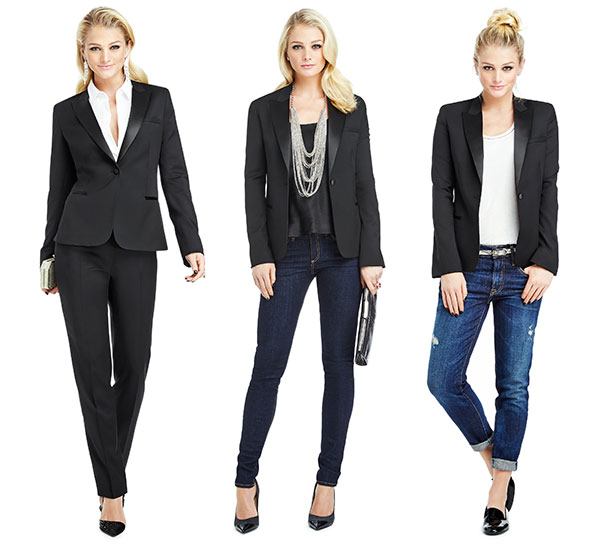 The After Six Marlowe Women's Tuxedo