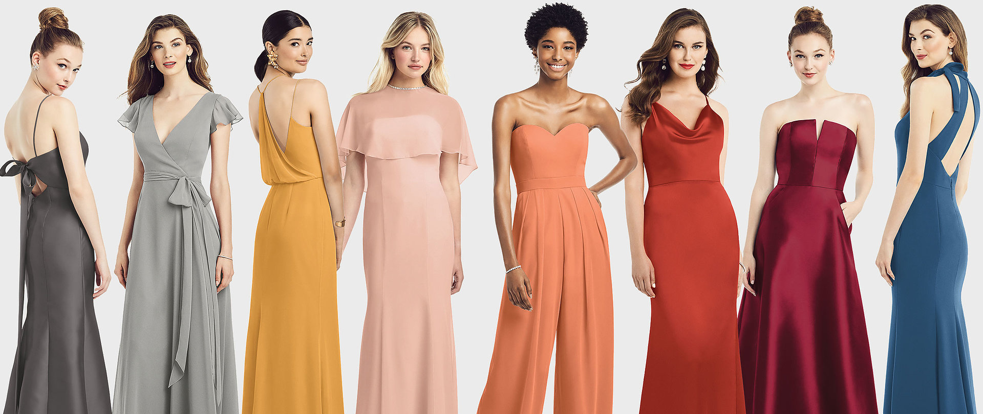 Spring 2020 Mix N Match Bridesmaid Dresses