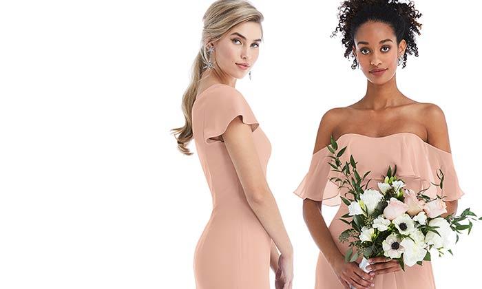 Spring 2021 Thread Bridesmaid Dresses