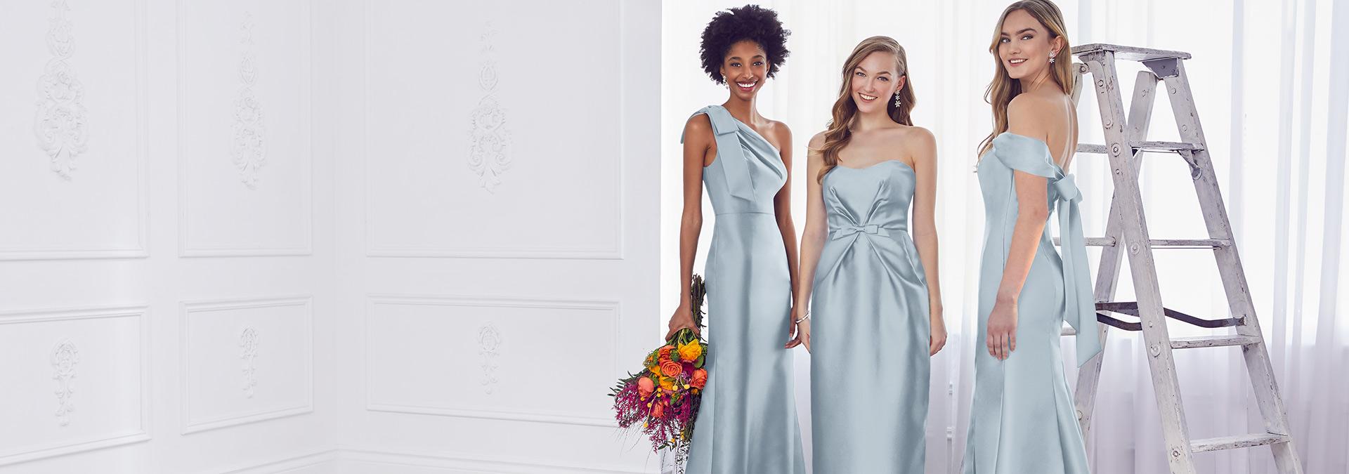 Alfred Sung Bridesmaid Dresses