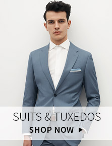 Tuxedos & Wedding Suits for Men