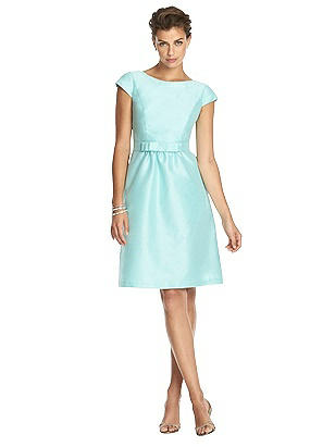 b494d506868 bluebell Alfred Sung Bridesmaid Dress D570